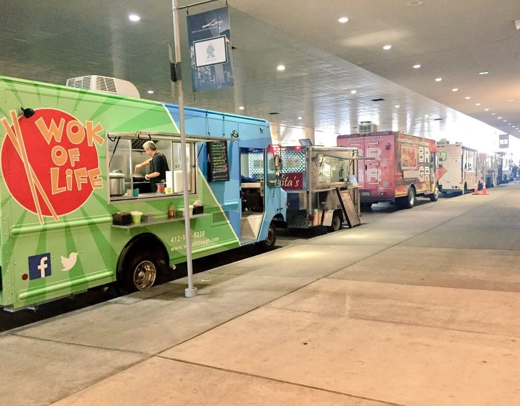 Mobile Chef Food Truck Pittsburgh
