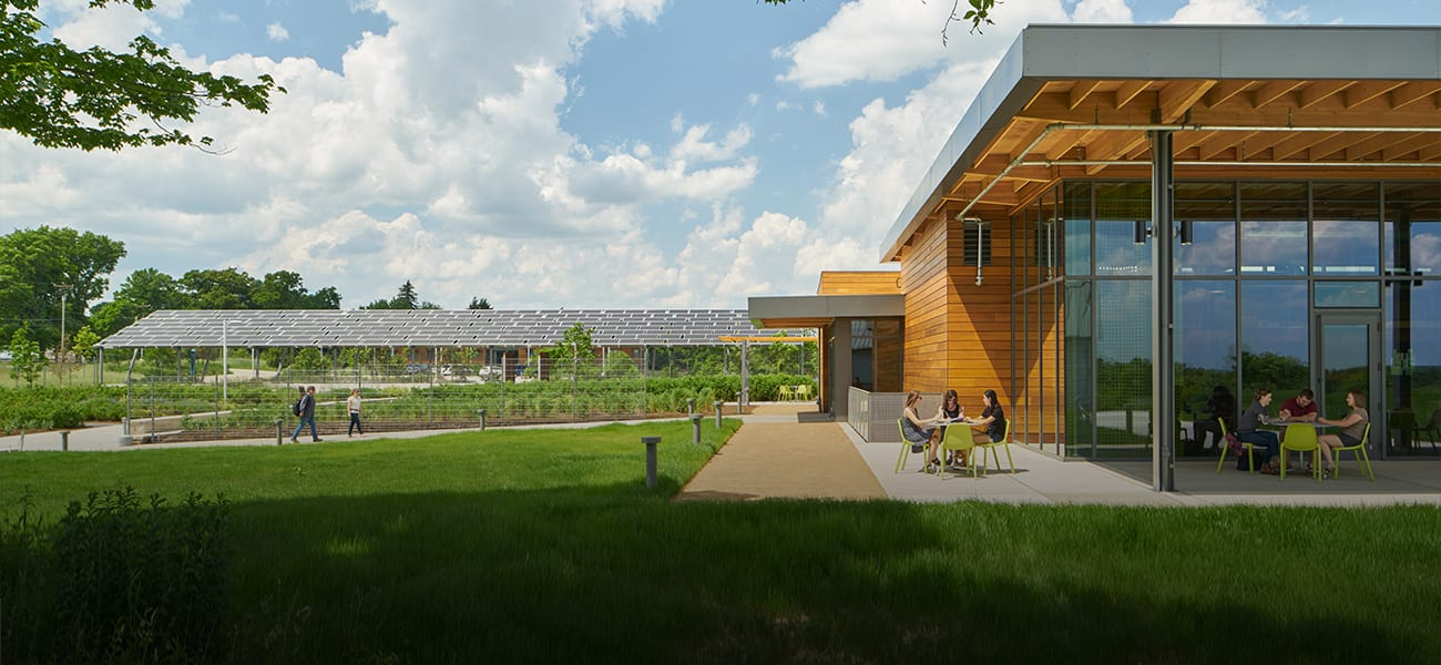 Falk School of Sustainability & Environment: A Green