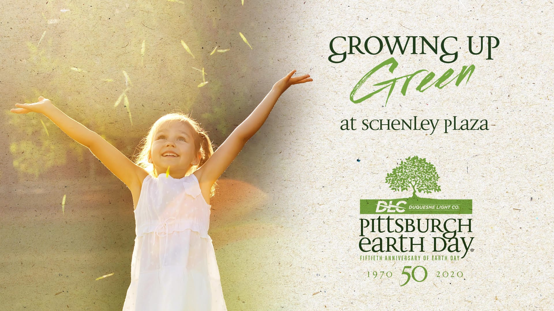 Growing Up Green Festival at Schenley Plaza