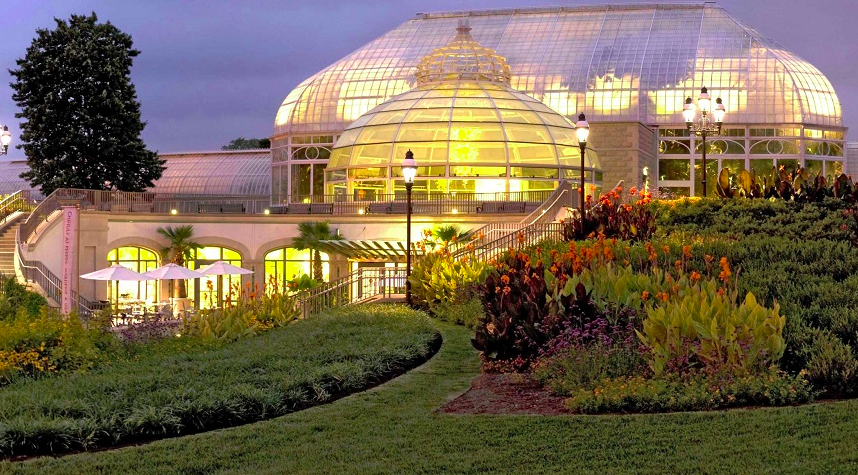 Phipps Conservatory and Botanical Garden film night