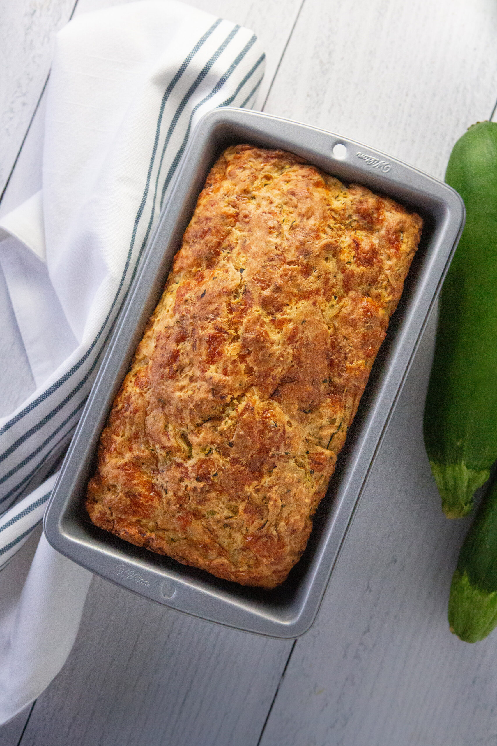 earthinspired eats  zucchini cheddar and herb