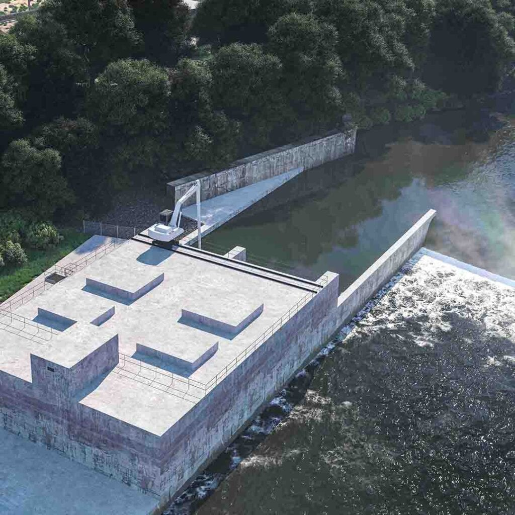 New dam project reinforces Pittsburgh's commitment to a hydropowered future