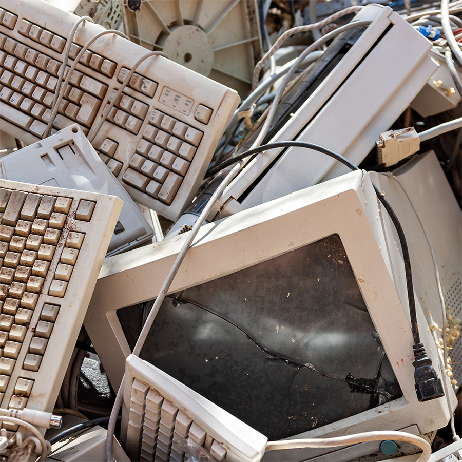 eLoop Works to Keep Electronic Waste Out of Landfills
