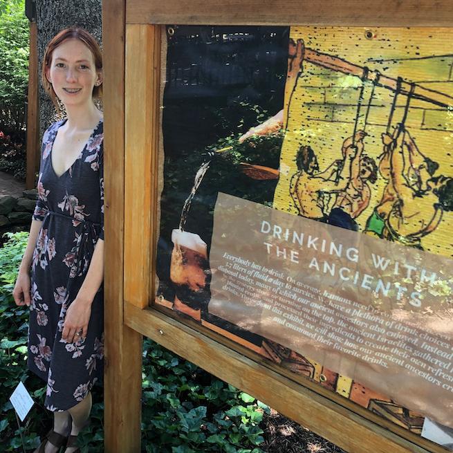 Rodef Shalom Biblical Botanical Garden in Oakland Recreates The Holy Land