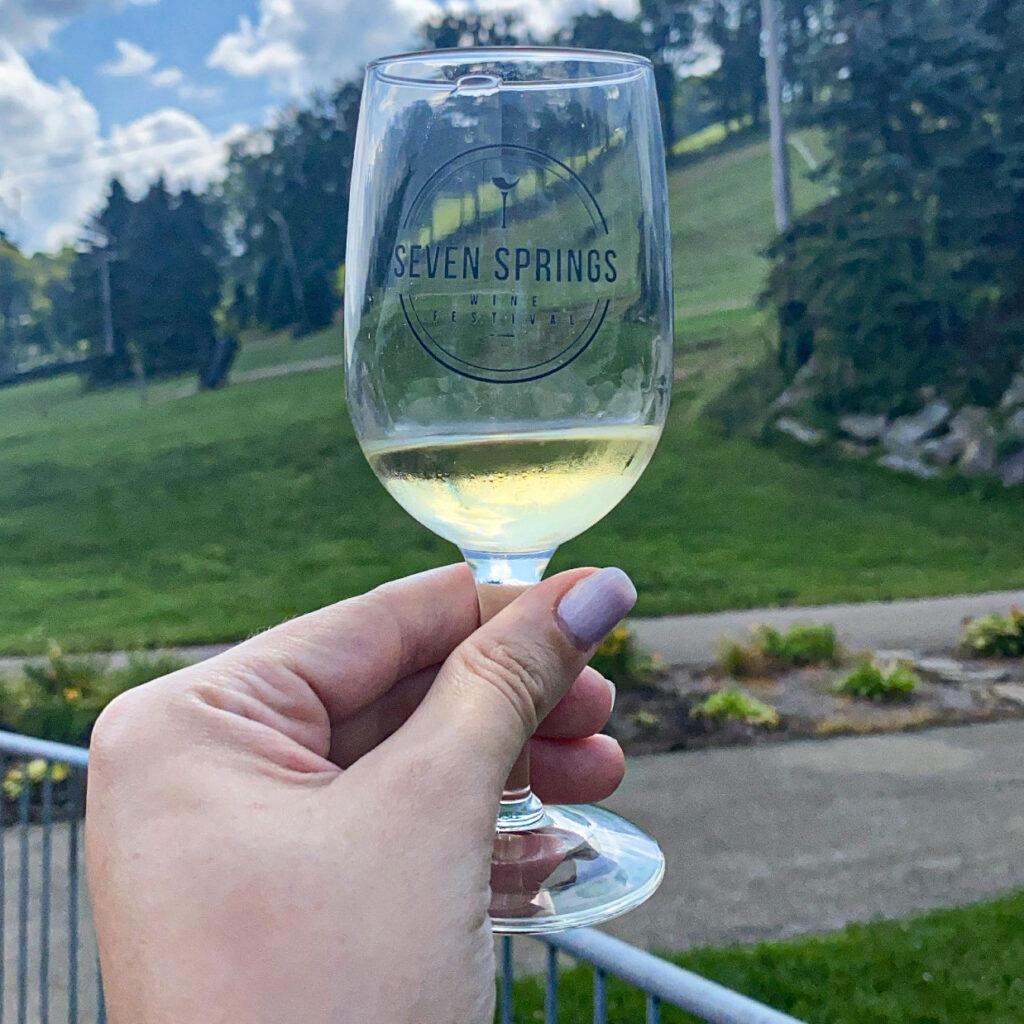 Seven Springs Wine Festival Recap